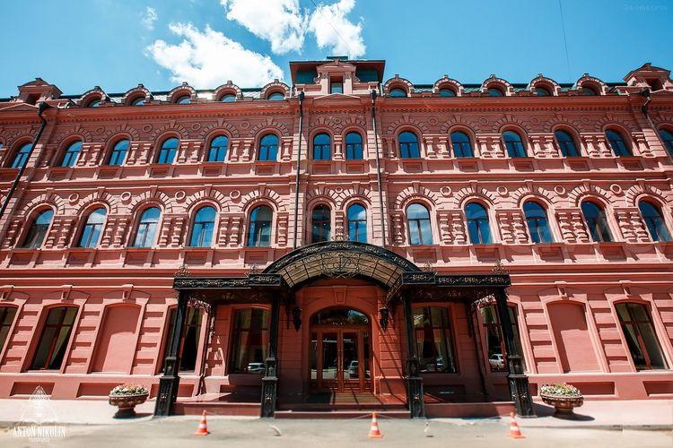 Астраханская, гостиничный комплекс