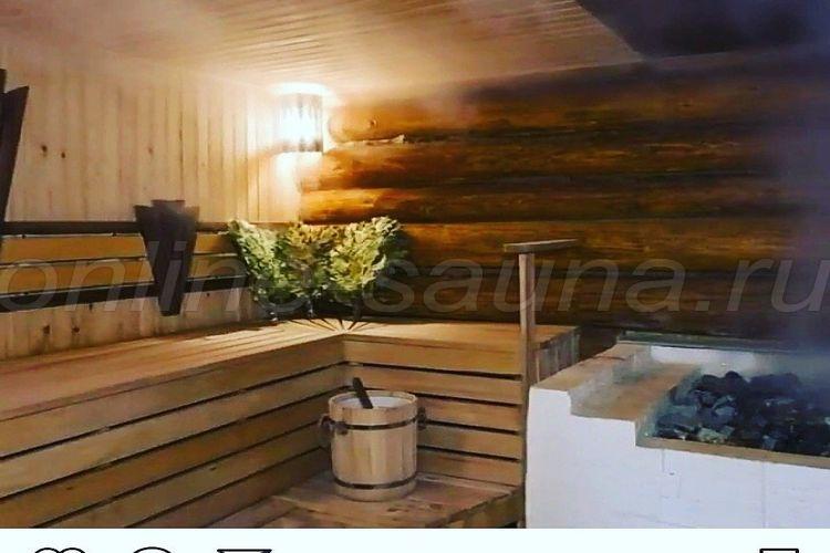 Банный Хутор, баня